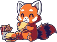 :redpandaeating: